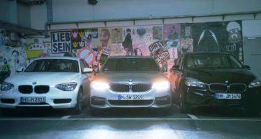 Επτά ξεχωριστές στιγμές με BMW (video)