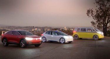 Τα νέα μοντέλα που θα δούμε το 2018 από τη Volkswagen (video)