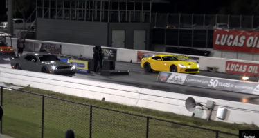 Τα Dodge Challenger Hellcat και Viper λύνουν τις διαφορές τους (video)