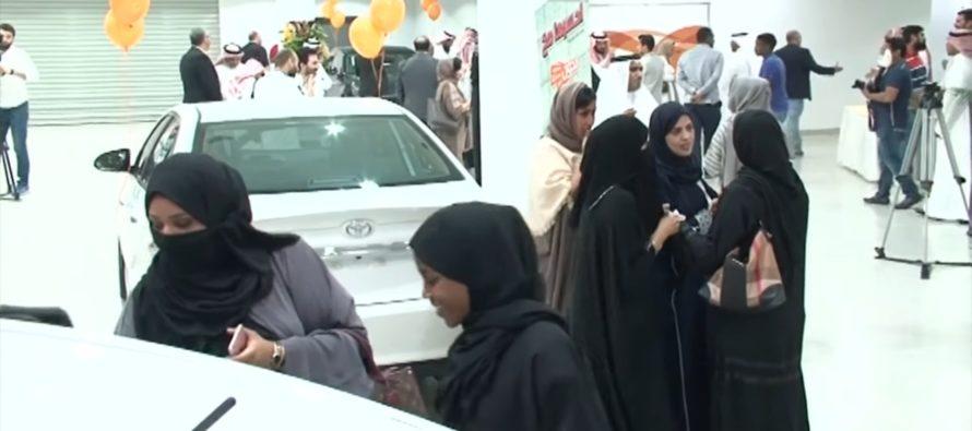 Η πρώτη αντιπροσωπεία αυτοκινήτων μόνο για γυναίκες (video)