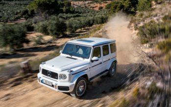 Η Mercedes-AMG G63 για το βουνό και την πίστα (video)
