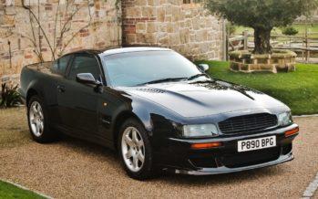 Πωλείται η Aston Martin Vantage που οδηγούσε ο Έλτον Τζον