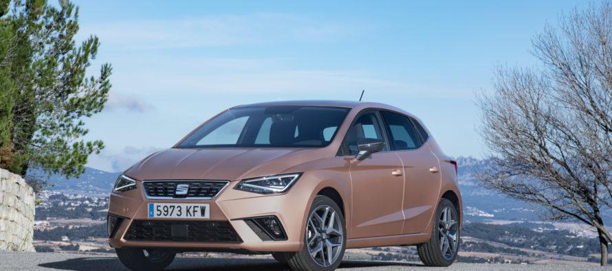 Το SEAT Ibiza τώρα και με φυσικό αέριο