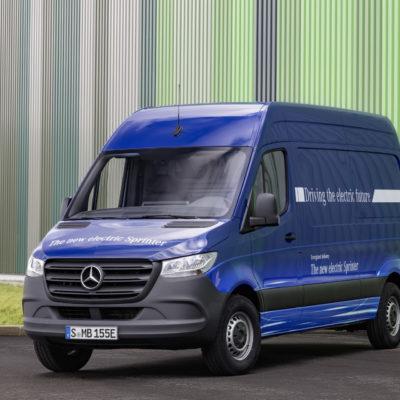 Weltpremiere Mercedes-Benz Sprinter 2018