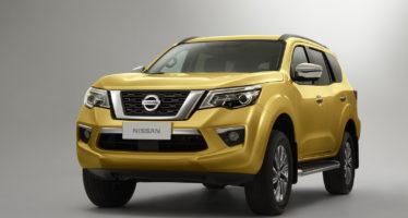Το Nissan Navara χωρίς καρότσα λέγεται Terra (video)