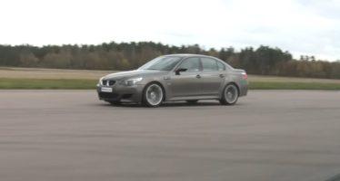 Μπορεί η BMW M5 να περάσει την Lamborghini Gallardo;