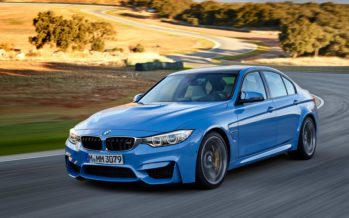 Η BMW M3 μας αποχαιρετά το Μάιο