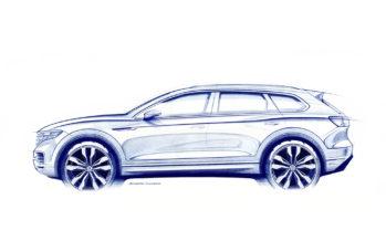 Πότε αποκαλύπτεται τo νέο Volkswagen Touareg;