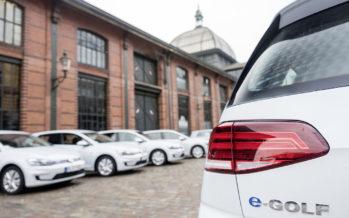 Σε ποια πόλη κυκλοφορούν 50 ηλεκτροκίνητα e-Golf;