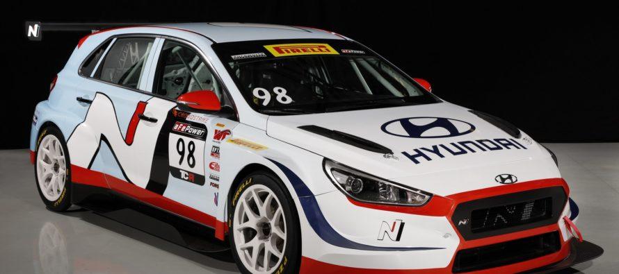 Το αγωνιστικό Hyundai i30 N TCR των 350 ίππων