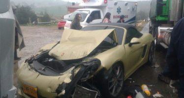 Τράκαραν μεταξύ τους McLaren, Porsche και Mercedes (video)