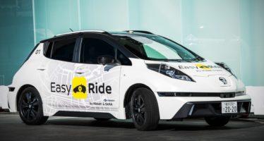 Ταξί χωρίς οδηγό από την Nissan (video)