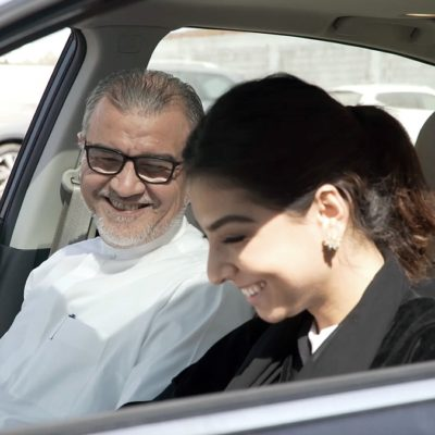 Nissan puts Saudi women behind the wheel with surprise instructo