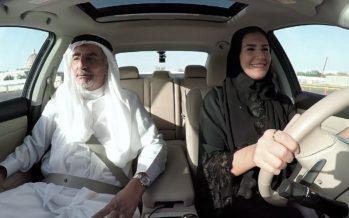 Ποιοι εκπαιδεύουν τις γυναίκες να οδηγούν στη Σαουδική Αραβία; (video)