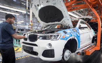 Η παραγωγή της BMW X4 έφτασε στον αριθμό των 200.000