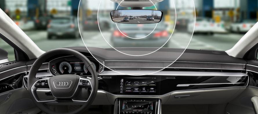 Αυτόματη πληρωμή διοδίων από μοντέλα της Audi