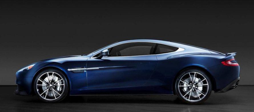 Πάρτε το ρόλο του Ντάνιελ Κρεγκ με αυτή την Aston Μartin Vanquish