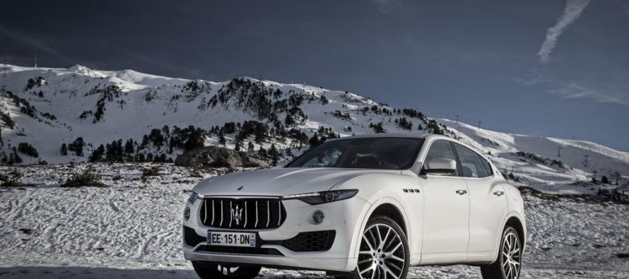 Μειώνονται οι ώρες παραγωγής της Maserati Levante