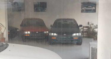 Δείτε έναν εγκαταλειμμένο εκθεσιακό χώρο της Subaru (video)