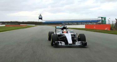 To κοινό της Mercedes AMG Petronas στο YouTube (video)