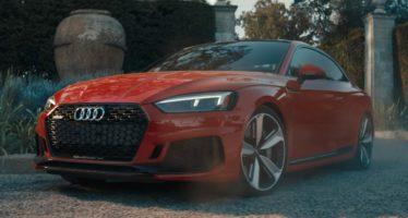 Σε γυρίζει από το θάνατο το Audi RS 5 Coupe (video)
