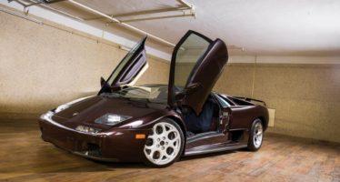 Μια παρθένα Lamborghini Diablo