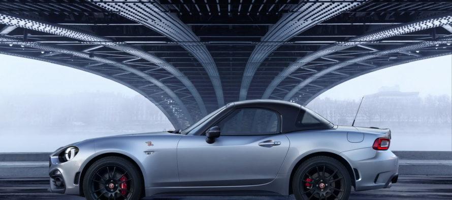 Με οροφή από ανθρακόνημα το νέο Abarth 124 GT