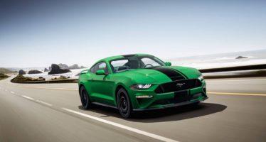 Πώς σας φαίνεται η νέα απόχρωση του Ford Mustang;