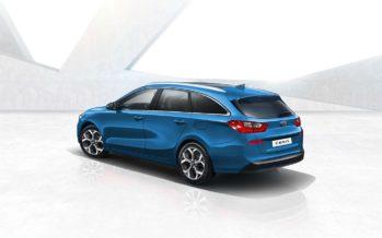 Το νέο Kia Ceed και με station wagon αμάξωμα