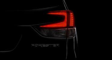 Πρώτη γεύση από το νέο Subaru Forester