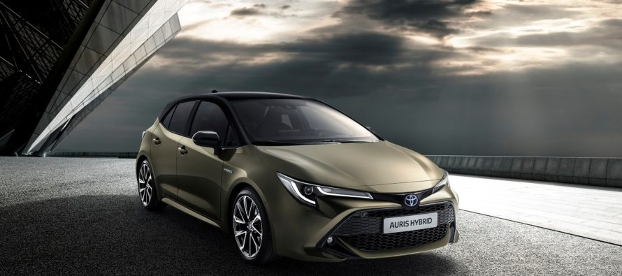 Χωρίς πετρελαιοκινητήρα το νέο Toyota Αuris (video)