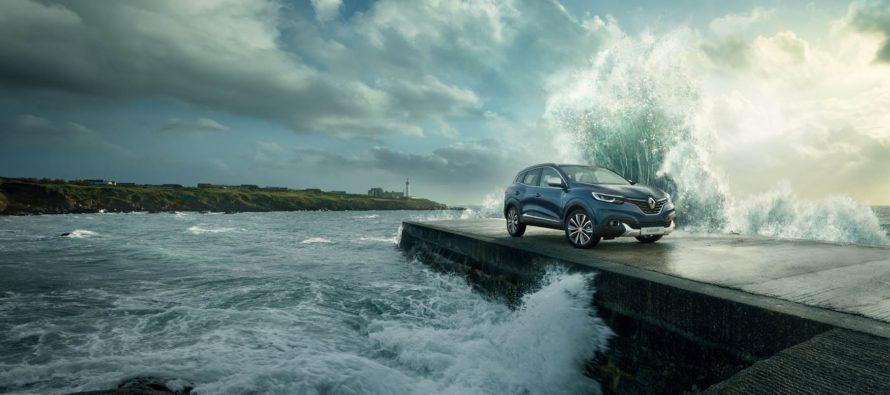 Πώς απέκτησε ναυτικό στυλ το Renault Kadjar;