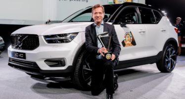 To Αυτοκίνητο της Χρονιάς 2018 στο περίπτερο της Volvo (video)