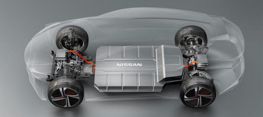 Ένα εκατομμύριο ηλεκτροκίνητα μοντέλα θέλει να πουλήσει η Nissan