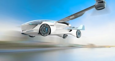 Το ιπτάμενο αυτοκίνητο AeroMobil 5.0 VTOL Concept