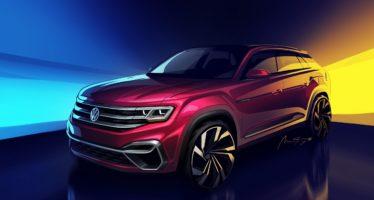Το Volkswagen Atlas τώρα και πενταθέσιο
