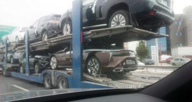 Συλλάβαμε το νέο Lexus LC 500h επί ελληνικού εδάφους