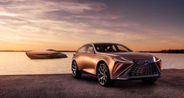 Ένα Lexus για τη θάλασσα