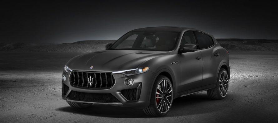 Με κινητήρα της Ferrari η νέα Maserati Levante Trofeo