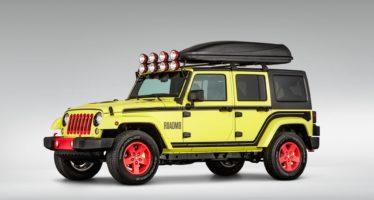 Το Jeep Wrangler έγινε ξενοδοχείο