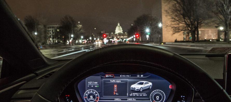 Πώς θα αλληλεπιδρούν τα Audi με τους φωτεινούς σηματοδότες; (video)