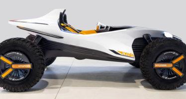 To νέο Hyundai Kite που μετατρέπεται σε τζετ σκι