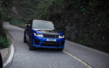 Ποιο ρεκόρ πήρε από την Ferrari το Range Rover Sport SVR; (video)