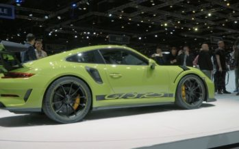 Πόσο ταχύτερη είναι η ανανεωμένη Porsche 911 GT3 RS; (video)