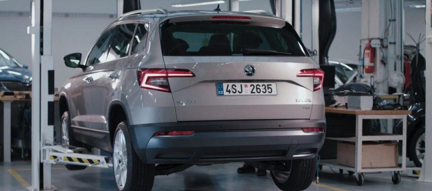 Ανοιξιάτικος έλεγχος αυτοκινήτου από τη Skoda (video)