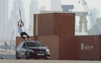 Οι πέντε πιο εντυπωσιακές σκηνές που έχουν γυριστεί με Mercedes (video)