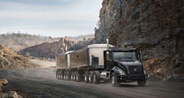 Το νέο θηριώδες φορτηγό Volvo VNX  (videos)