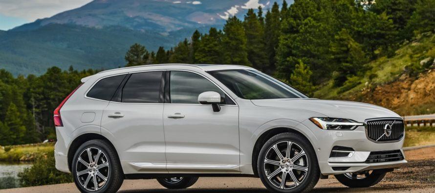 Παγκόσμιο Αυτοκίνητο της Χρονιάς 2018 το Volvo XC60