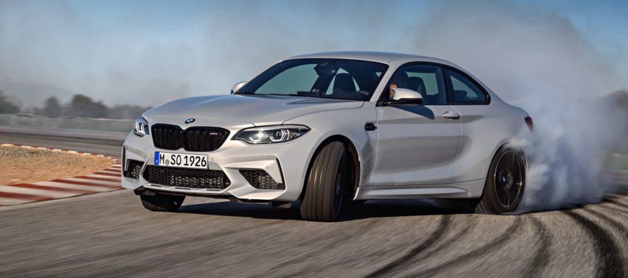 H BMW M2 αποδίδει πλέον 410 ίππους (video)