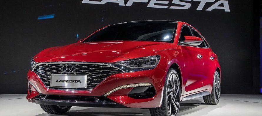 Πώς σας φαίνεται το νέο Hyundai Lafesta;